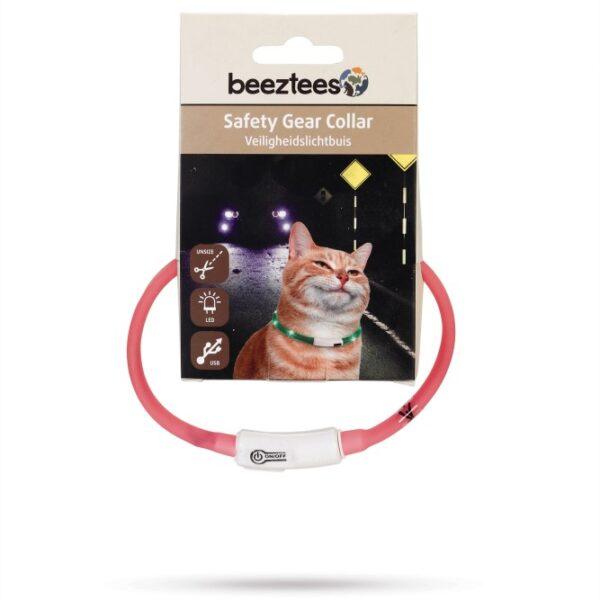 светящиеся ошейники для кошек